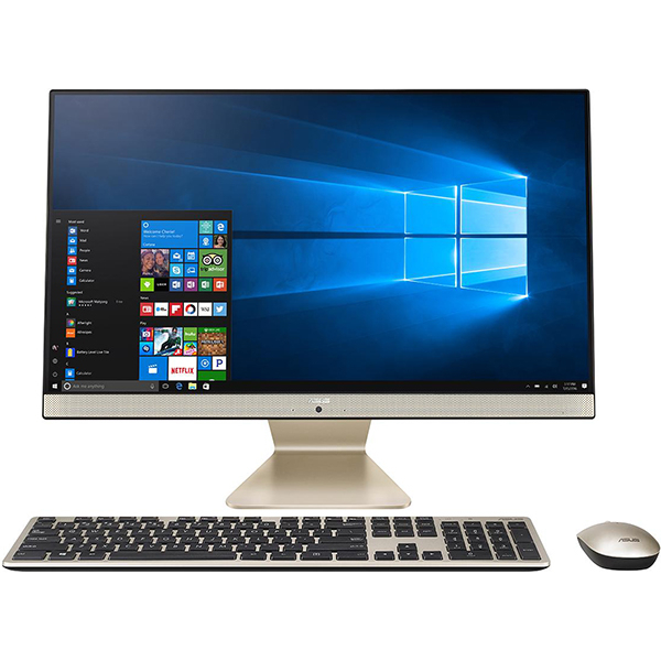 "Sistem PC All in One ASUS Vivo V241ICUK-BA156T, 23.8"" Full HD, Intel Core i3-7100U 2.4GHz, 4GB, 1TB, Intel HD Graphics 620, Windows 10 Home"