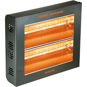 Incalzitor cu lampa infrarosu VARMA V400/2V-40X5, 4000W, IP X5