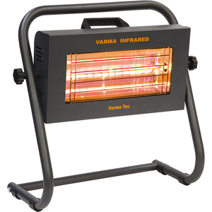 Incalzitor cu lampa infrarosu VARMA V400F2, 1500W, IP X5