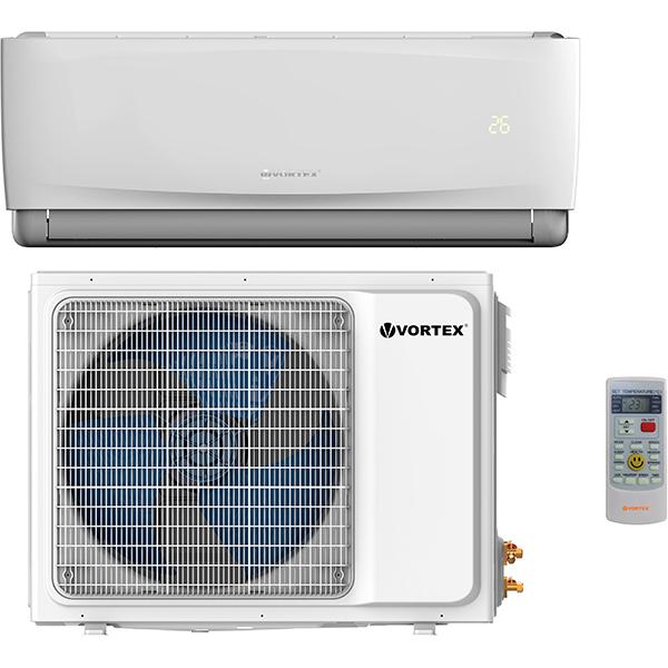 Aer conditionat cu inverter VORTEX VAI-A2418FC, 24000 BTU/h, A++/A+, kit instalare inclus