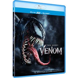 Venom Blu-ray 3D