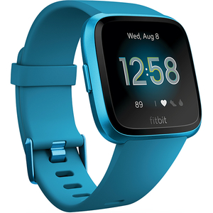 Smartwatch FITBIT Versa Lite FB415BUBU, Android/iOS, silicon, Marina Blue