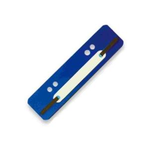 Alonje arhivare VOLUM, 40 x 150 mm, plastic, 25 bucati, albastru