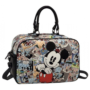 Geanta de voiaj pentru copii DISNEY Mickey Comic 32330.51, multicolor