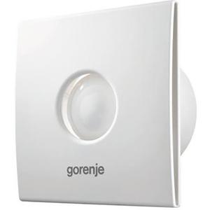 Ventilator GORENJE BVX120WTS, 20 W, 120 m³/h, 33 dB, Diametru 120mm, Alb