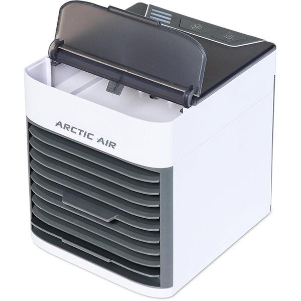 Ventilator portabil DELIMANO Arctic Cooler Ultra Rovus,  3 trepte de viteza, 350W, alb