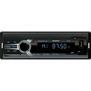 Radio MP3 auto VORTEX VO2100, 4x45W, Bluetooth, USB, SD, negru
