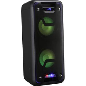 Boxa portabila VORTEX VO2602, 60W, Bluetooth, USB, FM, negru