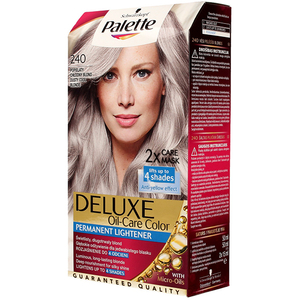 Vopsea de par PALETTE Deluxe, 240 Dusty Cool Blonde, 130ml