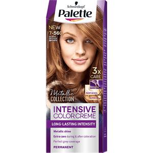 Vopsea de par PALETTE Intensive Color Cream, 7-560 Bronze Brown, 110ml
