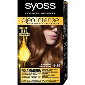 Vopsea de par SYOSS Color Oleo, 6-80 Blond Aluna, 115ml