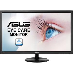 "Monitor LED VA ASUS VP247HAE, 23.6"", Full HD, negru"