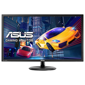 "Monitor LED TN ASUS VP28UQG, 28"", UHD 4K, FreeSync, negru"