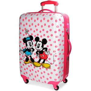 Troler copii DISNEY Mickey Minni Dots, 68 cm, roz