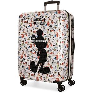 Troler copii DISNEY Mickey True Original, 69 cm, crem