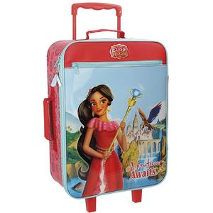 Troler copii DISNEY Elena de Avalor Adventure, 35 cm, rosu