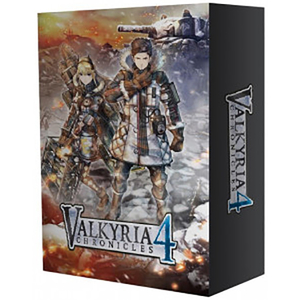 Valkyria Chronicles 4: Memoirs from Battle Premium Edition PS4