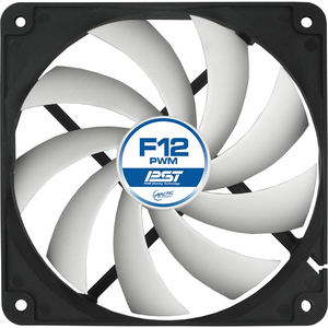 Ventilator ARCTIC F12 PWM PST, 120mm, 600-1350rpm, 3-pin PWM