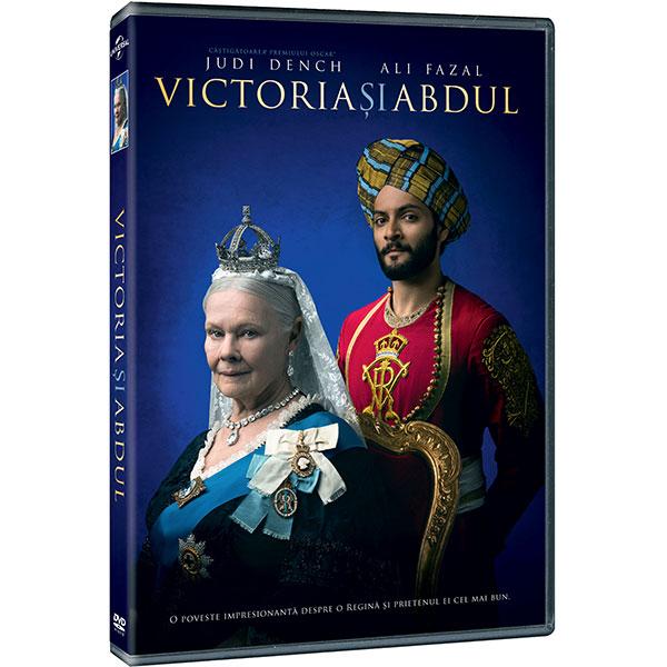 Victoria si Abdul DVD