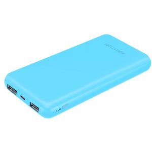 Baterie externa PROMATE VolTag-10C, 10000mAh, 2xUSB, USB-C, blue