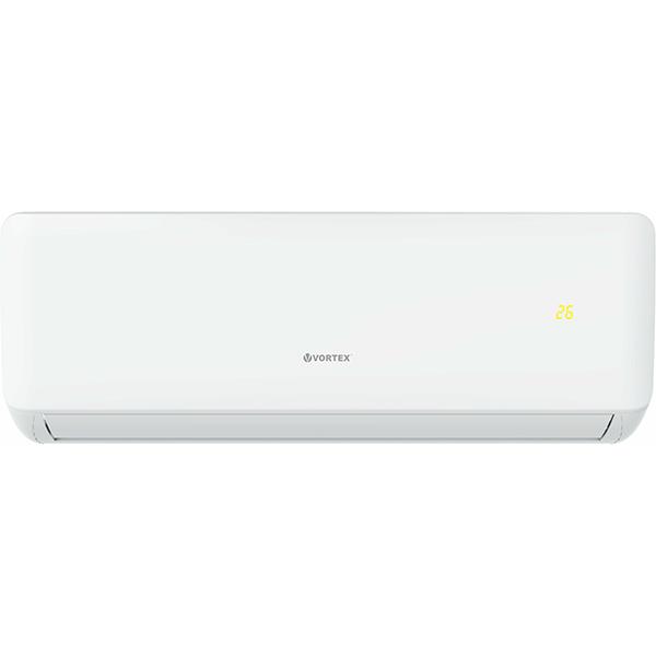 Aer conditionat cu inverter VORTEX A0918FA, 9000 BTU/h, A++/A+, alb, kit instalare inclus