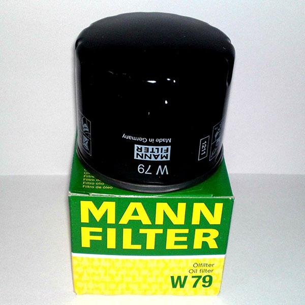 Filtru ulei MANN W79 Dacia Logan 1.5 Dci