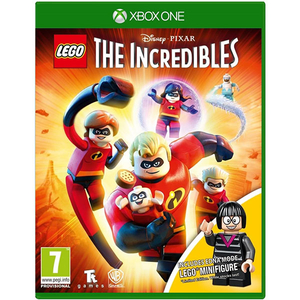 LEGO The Incredibles Toy Edition Xbox One