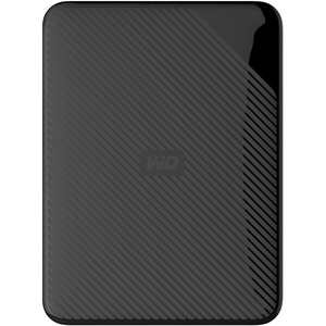 Hard Disk Drive portabil WD Gaming for PS4 WDBM1M0040BBK, 4TB, USB 3.1 Type-C, negru-albastru