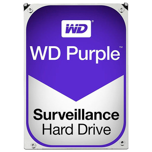 Hard Disk desktop Western Digital Purple WD40PURZ, 4TB, SATA3, 64MB