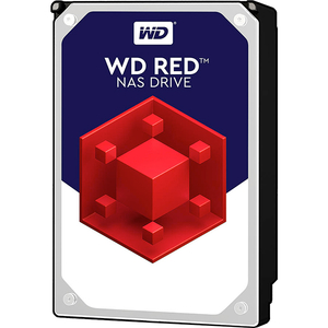 Hard Disk desktop Western Digital NAS Red, WD80EFAX, 8TB, 256MB, SATA3
