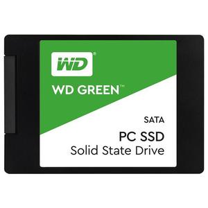 "Solid State Drive WESTERN DIGITAL Green 120GB, SATA3, 2.5"", WDS120G2G0A"