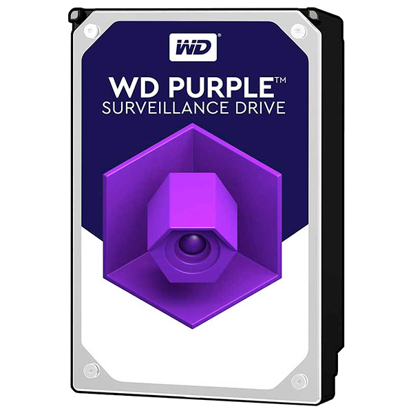 Hard Disk Western Digital Purple 3TB, Surveillance, SATA3, 64MB, WD30PURZ