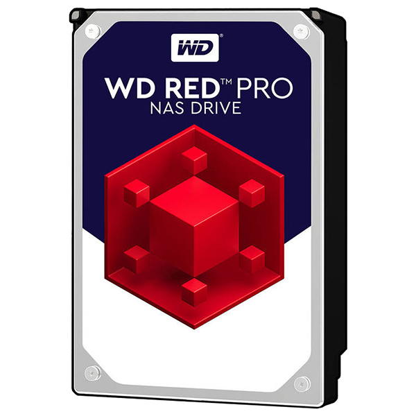 Hard Disk NAS Desktop WESTERN DIGITAL Red Pro WD4003FFBX, 4TB, 7200rpm, SATA 3