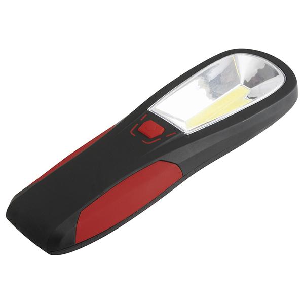Lampa de montaj cu LED-uri HOME WL 07, 1 x 3W COB LED + 4 LED-uri, negru