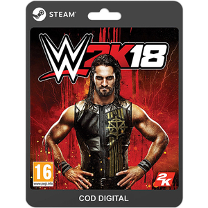 WWE 2K18 PC (licenta electronica Steam)