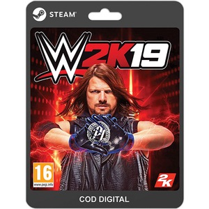WWE 2K19 PC (licenta electronica Steam)