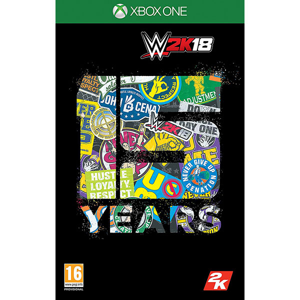 WWE 2K18 Cena Nuff Edition Xbox One