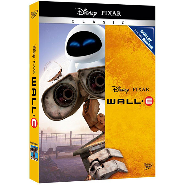 Wall-E DVD Classic Collection
