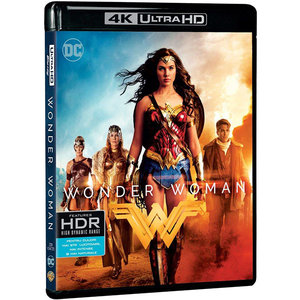 Wonder Woman 4K UHD
