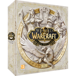 World of Warcraft 15th Anniversary Collector's Edition PC