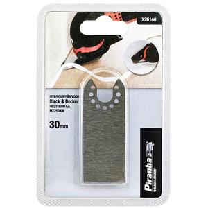 Razuitoare flexibila BLACK & DECKER X26140, 30 x 50 mm