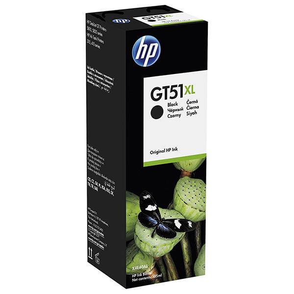 Cerneala HP GT51XL, negru