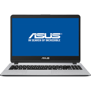 "Laptop ASUS X507UA-EJ829, Intel® Core™ i5-8250U pana la 3.4GHz, 15.6"" Full HD, 8GB, HDD 1TB + SSD 128GB, Intel UHD Graphics 620, Endless, Star Grey"