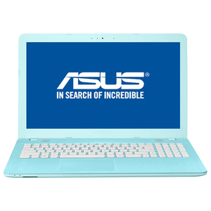 "Laptop ASUS X541NA-GO011, Intel® Celeron® N3350 pana la 2.4Ghz, 15.6"" HD, 4GB, 500GB, Intel® HD Graphics 500, Endless, Aqua Blue"