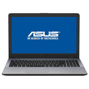 "Laptop ASUS X542UF-DM143, Intel Core i5-8250U pana la 3.4GHz, 15.6"" Full HD, 8GB, SSD 256GB, NVIDIA GeForce MX130 2GB, Endless, Gri"