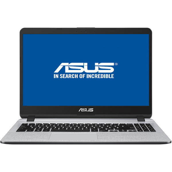 "Laptop ASUS X507UA-EJ782, Intel® Core™ i5-8250U pana la 3.4GHz, 15.6"" Full HD, 8GB, SSD 256GB, Intel UHD Graphics 620, Endless, Star Grey"