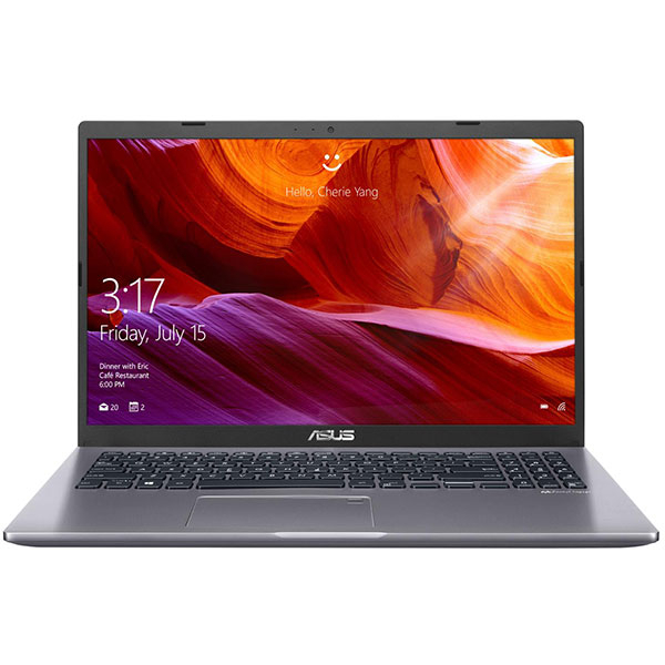 "Laptop ASUS X509FL-EJ052, Intel Core i7-8565U pana la 4.6GHz, 15.6"" Full HD, 8GB, SSD 512GB, NVIDIA GeForce MX250 2GB, Free DOS, gri"