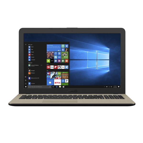 "Laptop ASUS X540MA-GO551T, Intel® Celeron® N4000 pana la 2.6GHz, 15.6"" HD, 4GB, 1TB, Intel UHD Graphics 600, Windows 10 Home"