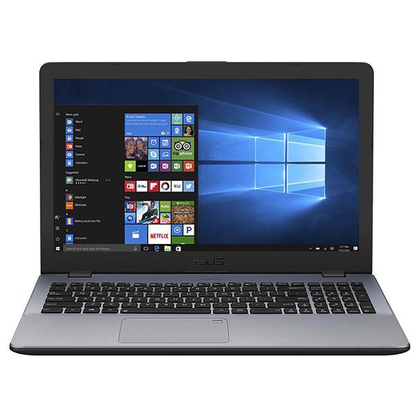 """Laptop ASUS X542UA-DM597R, Intel Core i5-8250U pana la 3.4GHz, 15.6"""" Full HD, 4GB, 500GB, Intel HD Graphics 620, Windows 10 Pro"""
