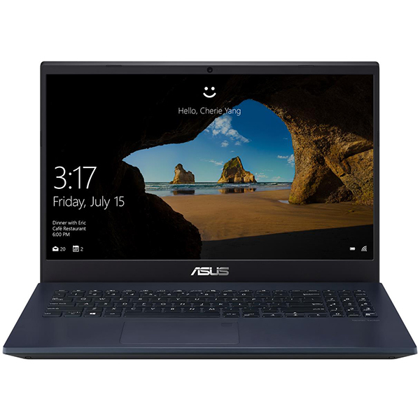 "Laptop Gaming ASUS X571GT-AL176, Intel Core i5-9300H pana la 4.1GHz, 15.6"" Full HD, 8GB, SSD 512GB, NVIDIA GeForce GTX 1650 4GB, Free DOS, negru"